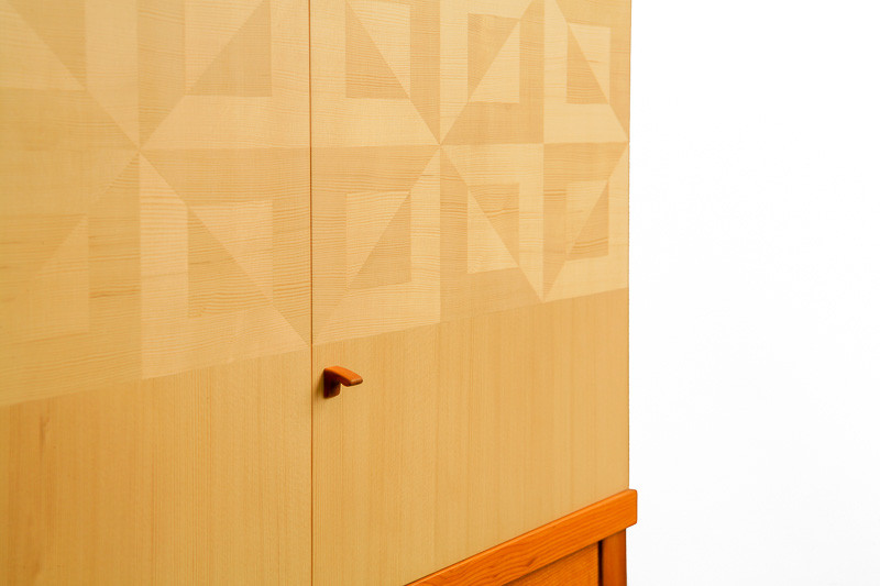 Hemlock Parquet Cabinet-2