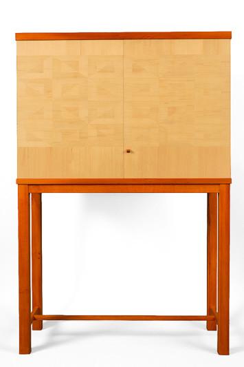 Hemlock Parquet Cabinet-5